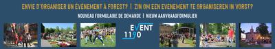 Formulaire Event Banner site internet def