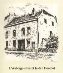 Mémoire du Geleystebeek   auberge cabaret