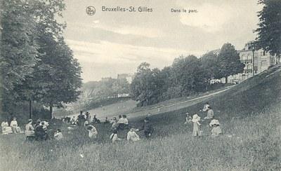 parcs de Forest   parc de St Gilles