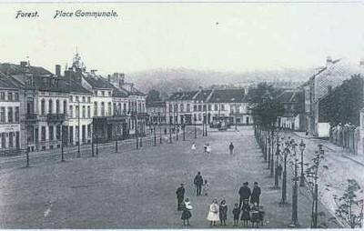 La place Saint-Denis