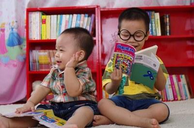 biblif   enfants lisant