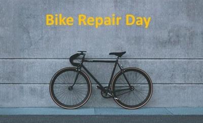 Bike repair day