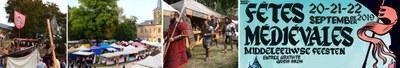 Slider Fêtes médiévales 2019