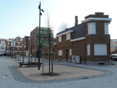 BHSA en Paduastraat - na reno
