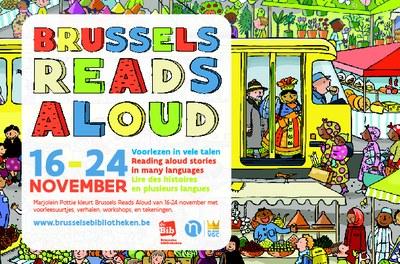 Brussels reads aloud