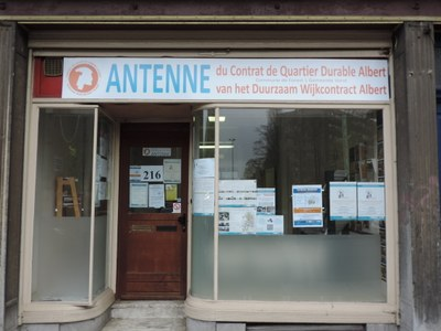 Antenne DWCA