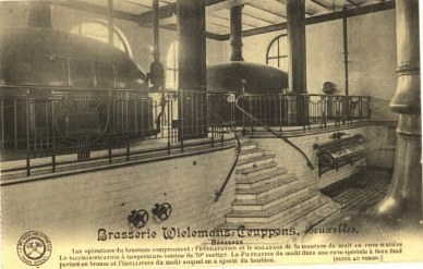 brasseries wielemans  cuves