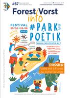 De herfst editie van de 'Forest Info Vorst' is aangekomen!