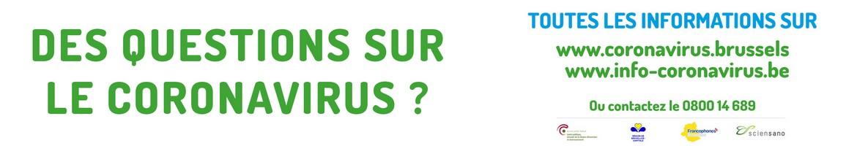 Coronavirus questions FR