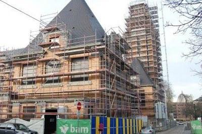 renovation MC 2