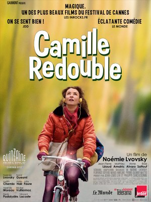 Affiche Film Camille redouble