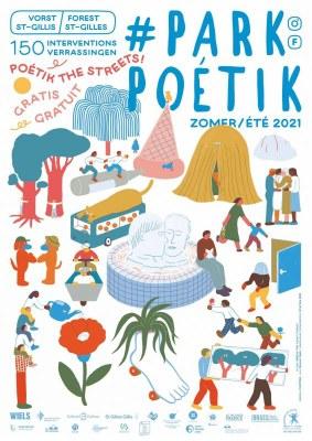affiche park poetik