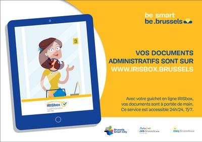 Prise de RDV en ligne campagne irisbox FR