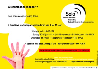 210517 Solo Affiche neer