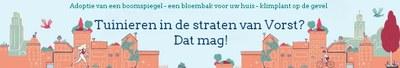 slider Végétaliser les rues de Forest NL