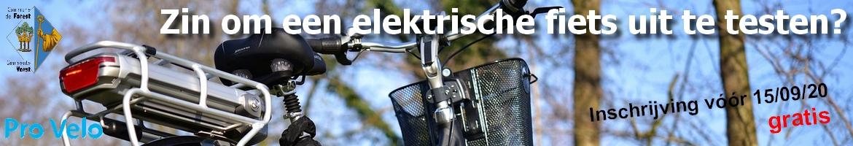 test vélo électrique 2020 NL