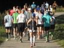 Ik loop om fit te blijven - lopen in groep